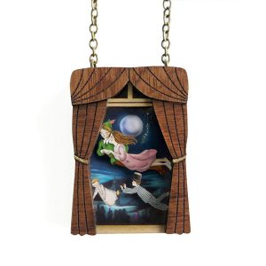 Collar Peter Pan y Wendy LaliBlue