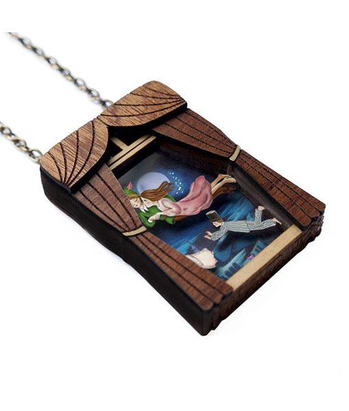Collar Peter Pan y Wendy LaliBlue