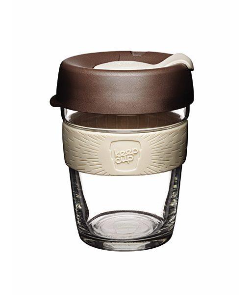 Vaso con Tapa Keep Cup Mug Brew
