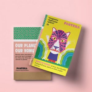 PANTERA Magazine Nº1 SAVANNA BOOKS