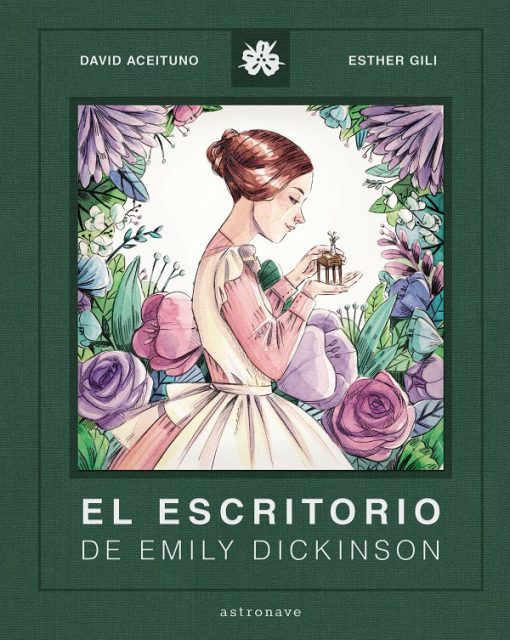 EL ESCRITORIO DE EMILY DICKINSON ESTHER GILI