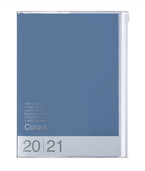 Agenda 2020-2021 Azul Navy