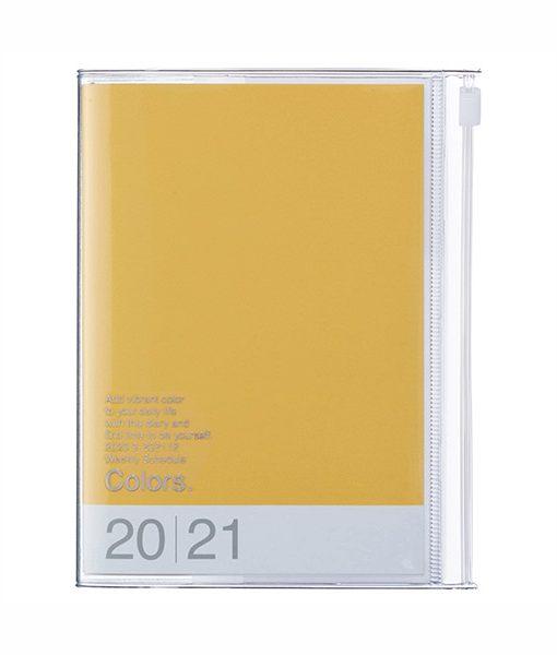 Agenda Mini 2020-2021 Mostaza