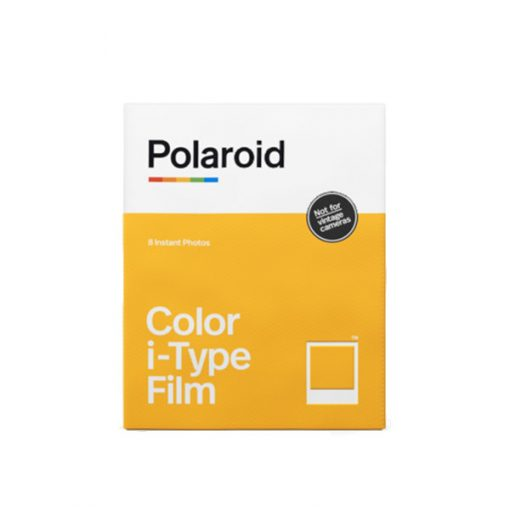 Película Color i-Type Polaroid Originals