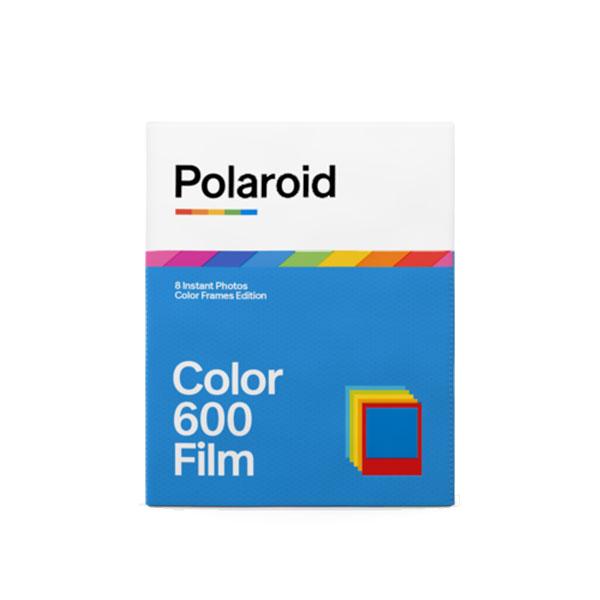 Polaroid Originals Película Color 600 Marcos de Colores