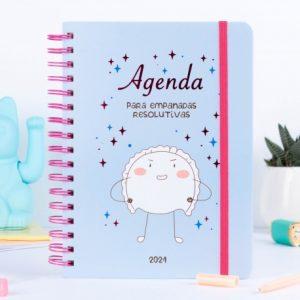 Agenda 2021 de Croqueta y Empanadilla