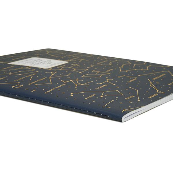 Cuaderno XL Constelaciones Hojas Rayadas