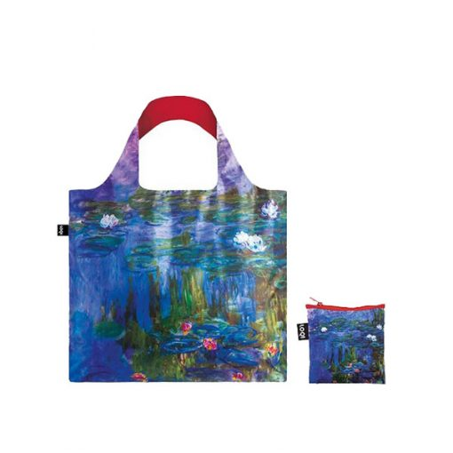 Bolsa de la Compra Lirios de Agua Claude Monet