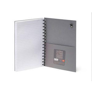 Cuaderno Espiral Perros Salchicha Hojas Rayadas