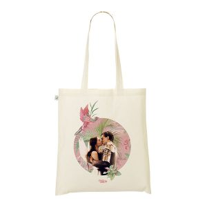 Tote Bag Romeo y Julieta | romeo + Julieta Di Caprio | Bolsa de Tela
