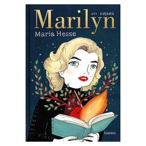 MARILYN UNA BIOGRAFÍA | María Hesse | Lumen