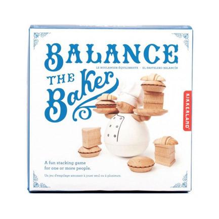 Juego para toda la familia de equilibrio