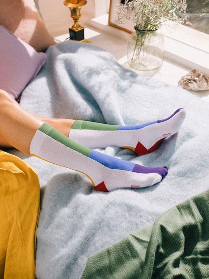 Calcetines Arcoiris | Talla única