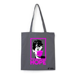 Tote Bag Audrey con Mascarilla Hope