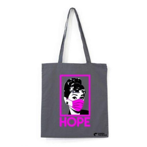 Tote Bag Audrey con Mascarilla Hope