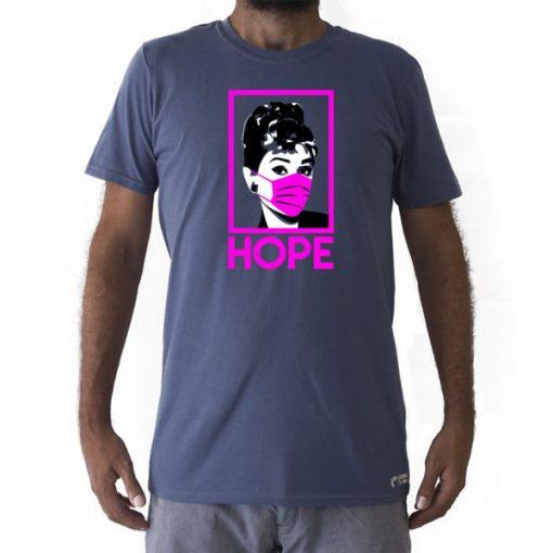 Camiseta Audrey con Mascarilla Hope