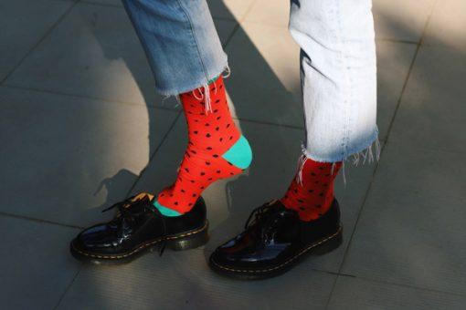 Calcetines Sandía Comprar   Watermelon Socks   Calcetines divertidos
