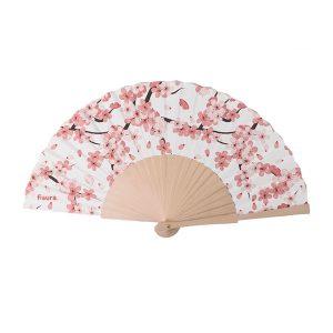 Abanico Sakura Cerezo en Flor