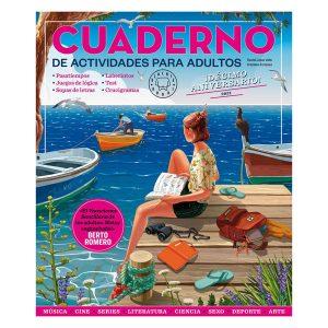 CUADERNO DE VACACIONES PARA ADULTOS 2021 | Blackie Books